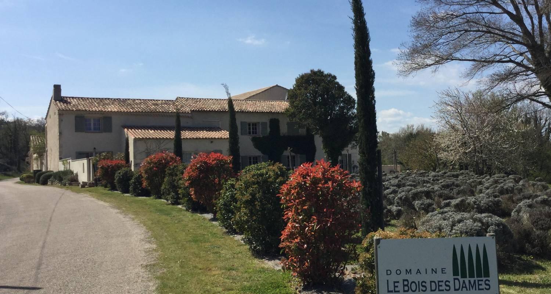 Chambre d'hôtes: domaine le bois des dames à chantemerle-lès-grignan (125889)