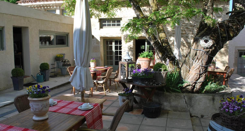 Chambre d'hôtes: domaine le bois des dames à chantemerle-lès-grignan (125890)