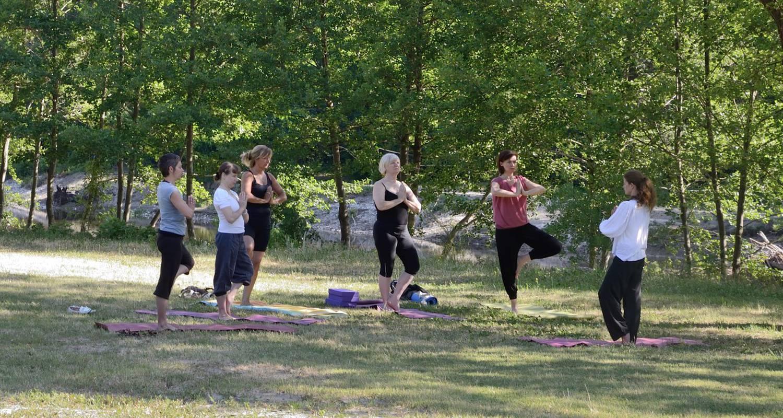 Activité: yoga à anduze (125908)