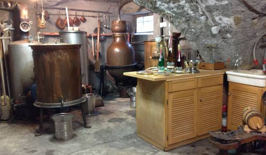 Distillateur, liquoriste.
