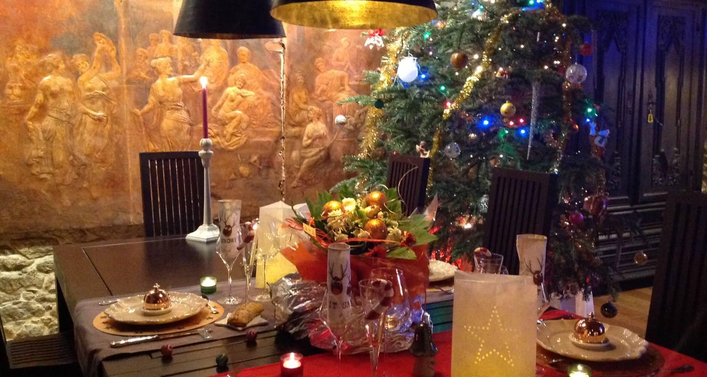 Activité: soirées privées au manoir de la rogerais à ploubalay (125943)