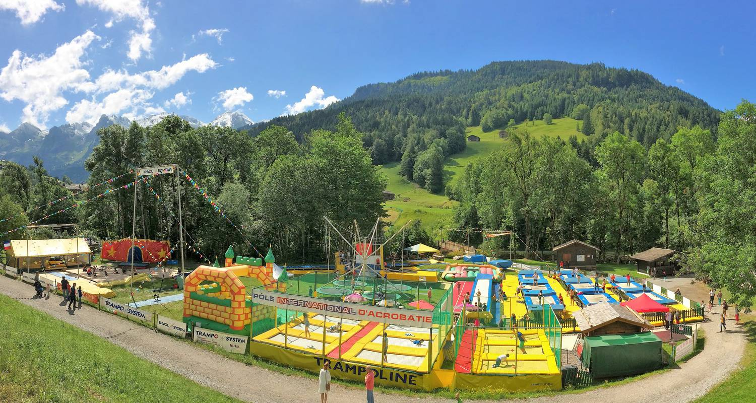 Activity: trampoline in le grand-bornand (125992)