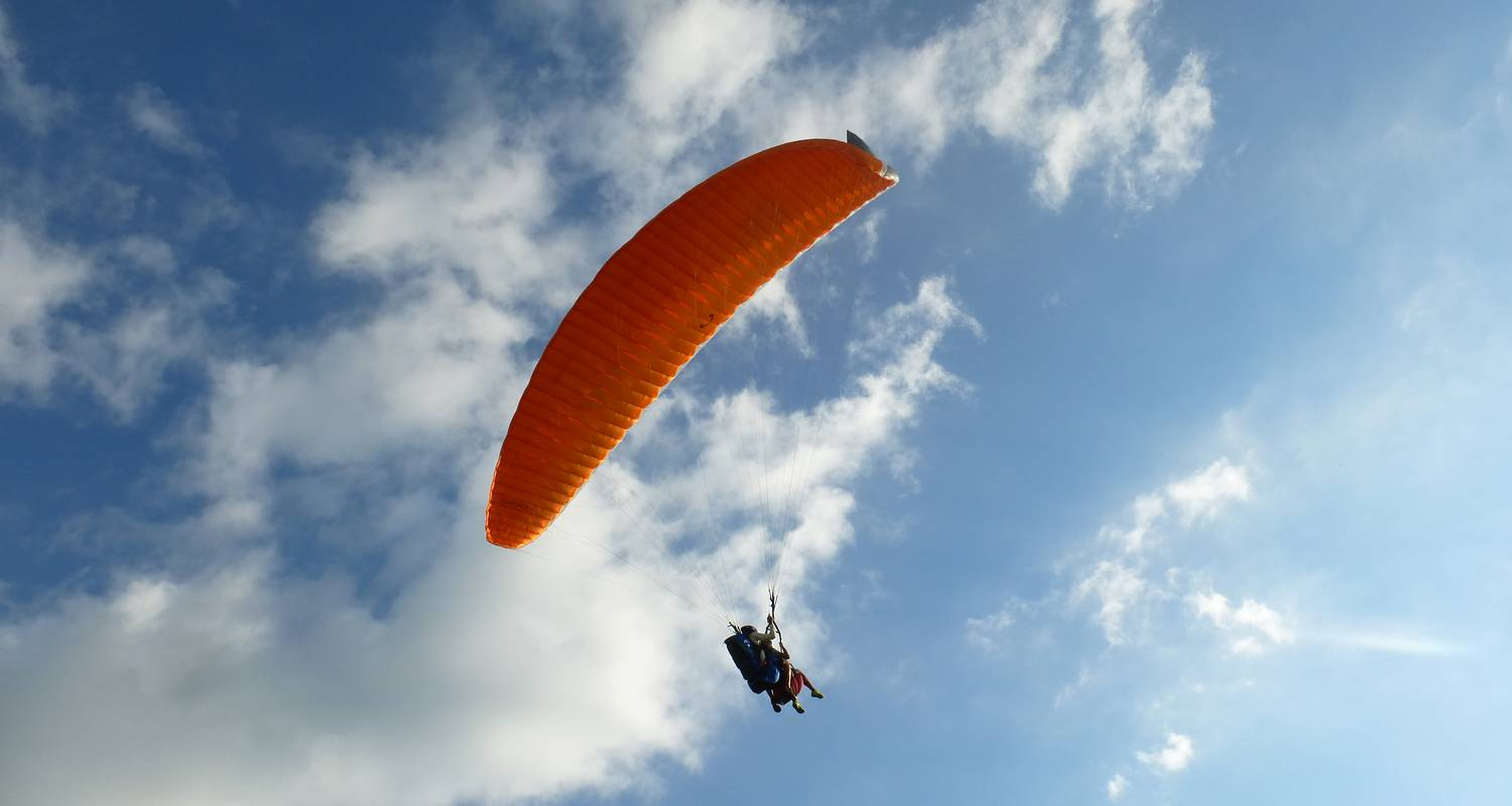 Activity: parapente in lans-en-vercors (125995)