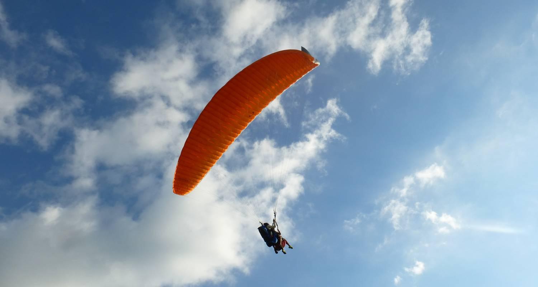Activité: parapente à lans-en-vercors (125995)
