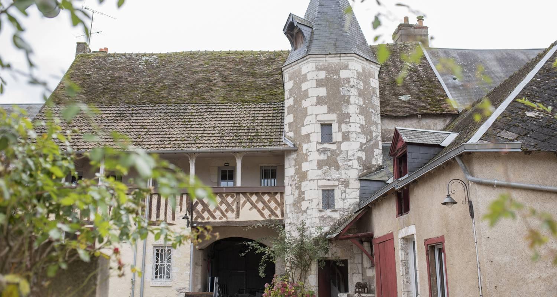 Gîte de groupe: closerie de chambord à saint-dyé-sur-loire (126008)