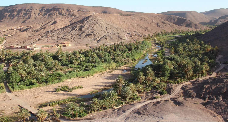 Chambre d'hôtes: auberge restaurant tissili à ouarzazat (126012)