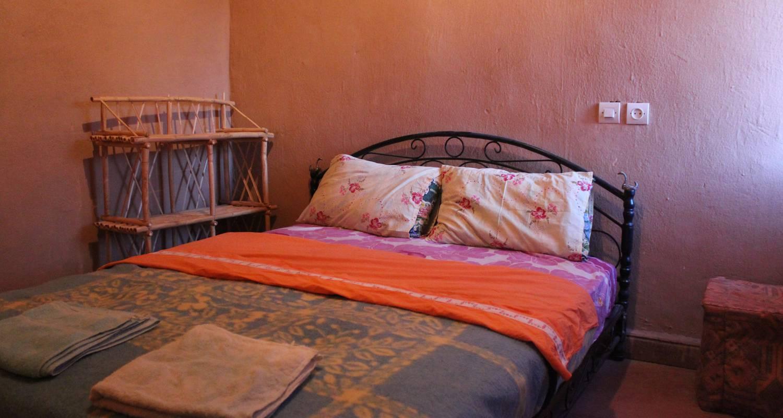 Chambre d'hôtes: auberge restaurant tissili à ouarzazat (126013)