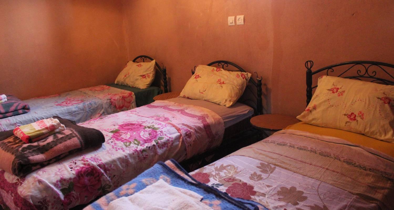 Chambre d'hôtes: auberge restaurant tissili à ouarzazat (126015)