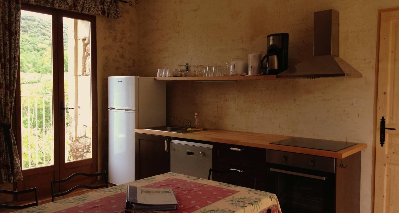 Gîte: résidence de l'acacia - appartements et studios de vacances - maison à saint-andré-de-roquepertuis (126024)