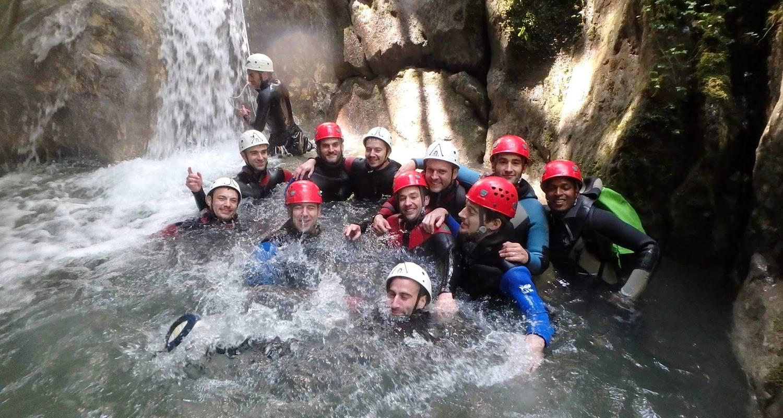 Activité: canyoning & sensations rafraîchissantes à pont-de-l'isère (126034)
