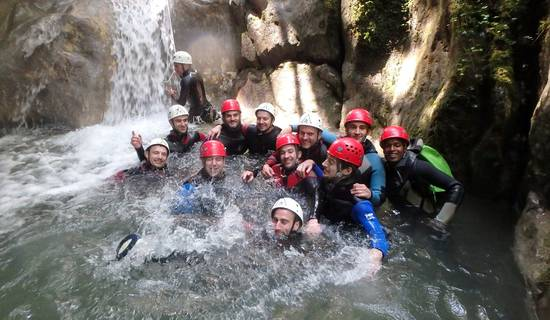 Canyoning & Sensations rafraîchissantes picture
