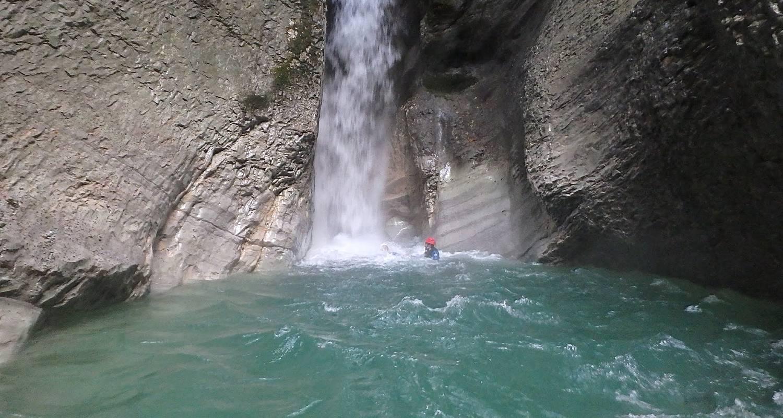 Activité: canyoning & sensations rafraîchissantes à pont-de-l'isère (126035)
