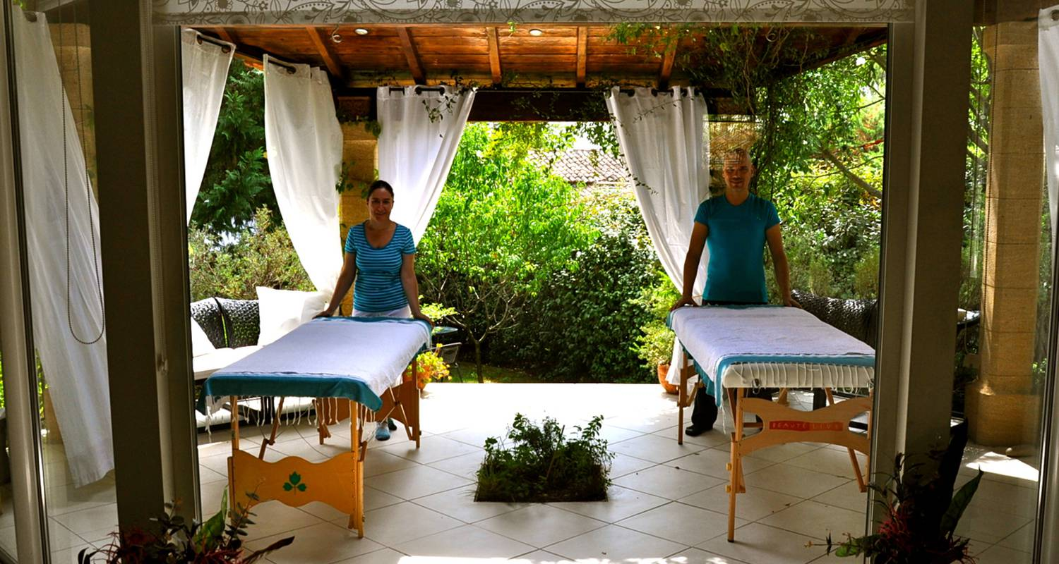 Activity: private spa in uzes - south of france in uzès (126067)