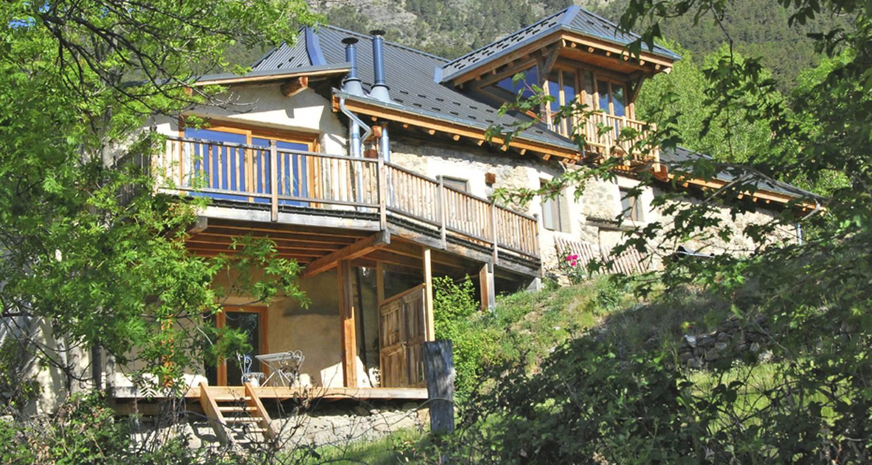 Chambre d'hôtes: la ferme de beauté chambre d'hôtes de charme à châteauroux-les-alpes (126048)