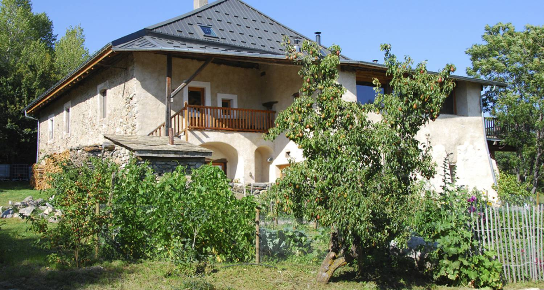 Chambre d'hôtes: la ferme de beauté chambre d'hôtes de charme à châteauroux-les-alpes (126049)