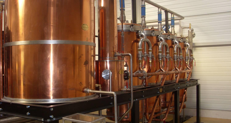 Activité: découverte du savoir-faire de la distillerie ogier  à moras-en-valloire (126085)