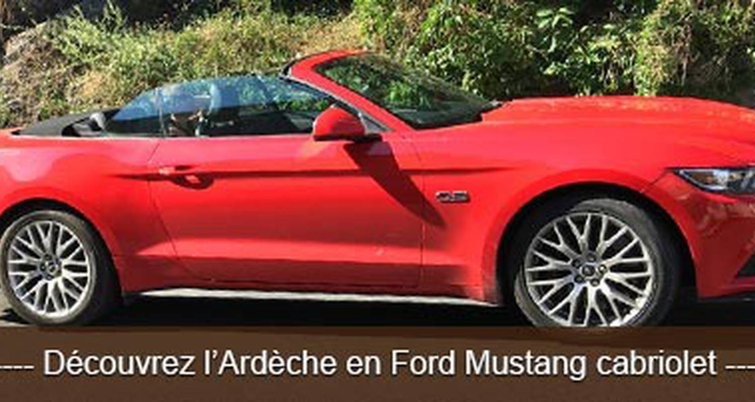 Activity:  ballad of ford mustang in saint-michel-de-boulogne (126125)