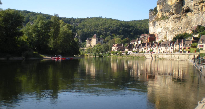 Activité: canoë kayak à groléjac (126136)