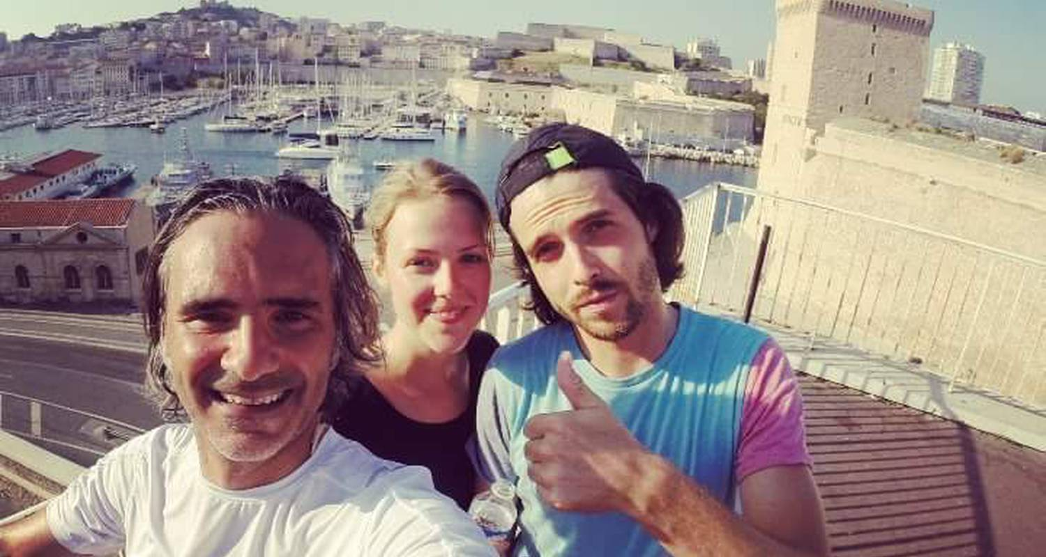 Activity: visite de marseille en running in marseille (126170)