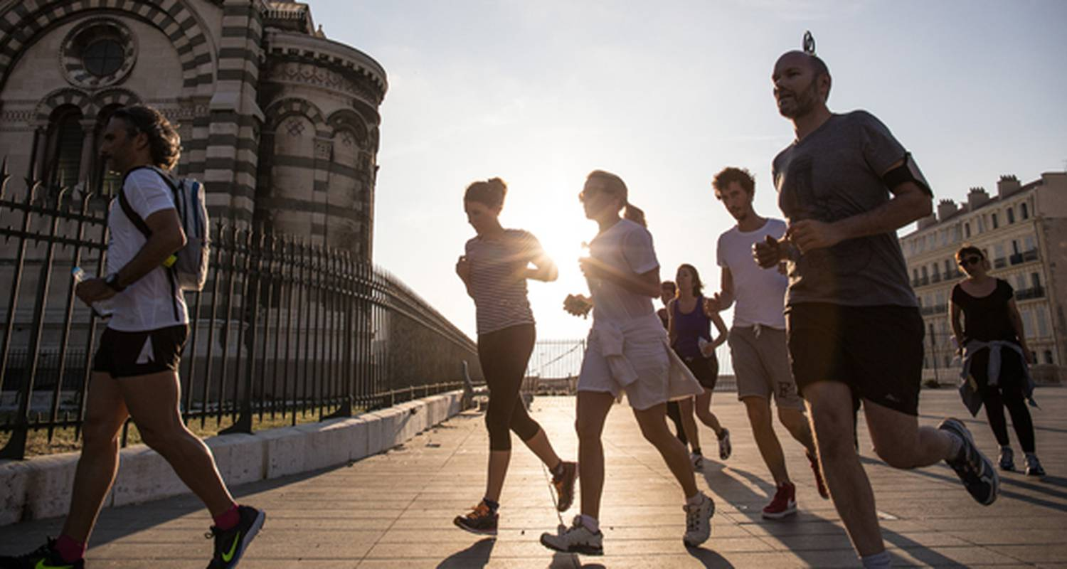Activity: visite de marseille en running in marseille (126148)