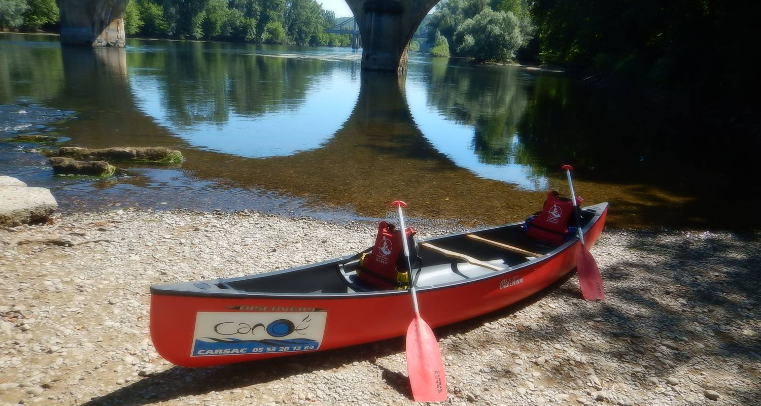 Activity: location canoë kayak  in carsac-aillac (126155)