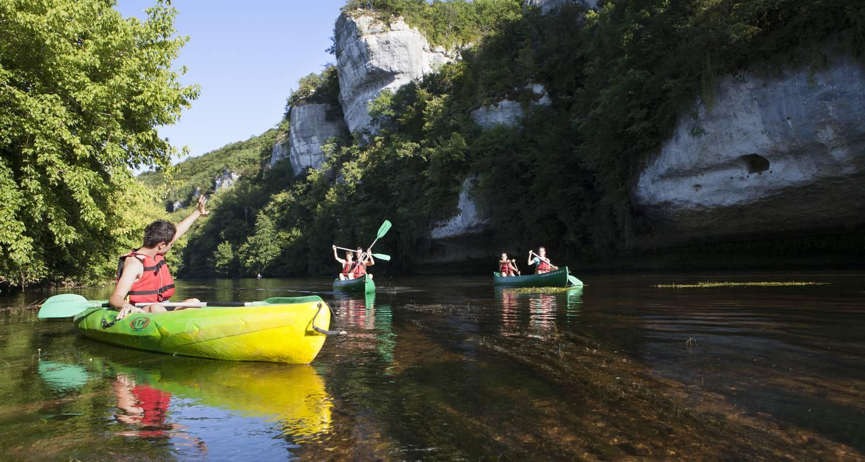 Activité: canoës vallée vézère à les eyzies-de-tayac-sireuil (126158)