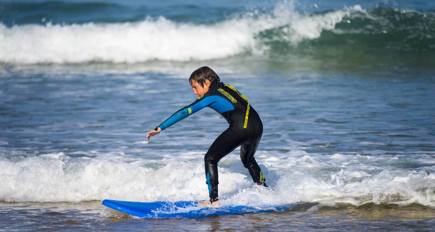 Activity: ecole de surf de lespecier in mimizan-plage (126163)