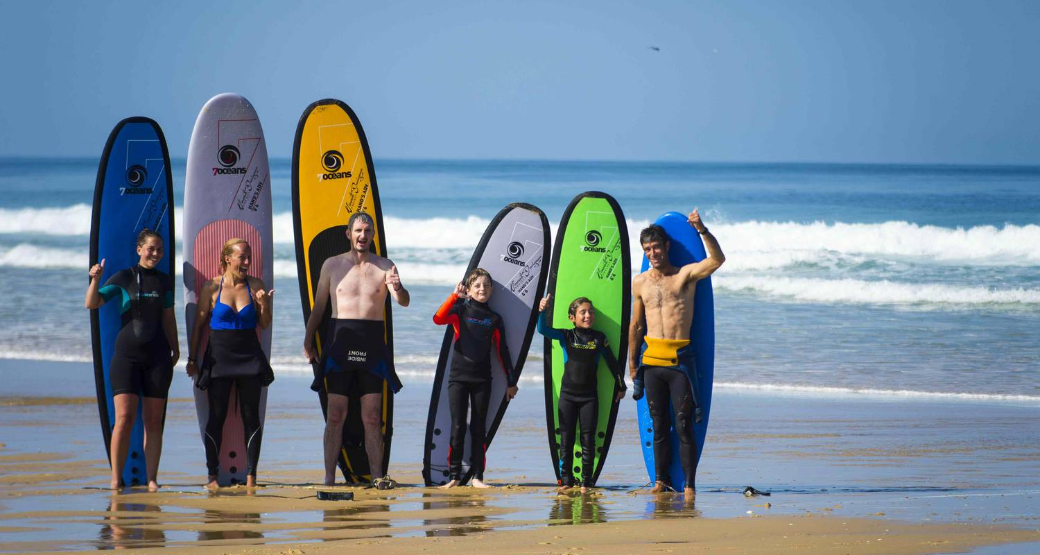 Activity: ecole de surf de lespecier in mimizan-plage (126162)