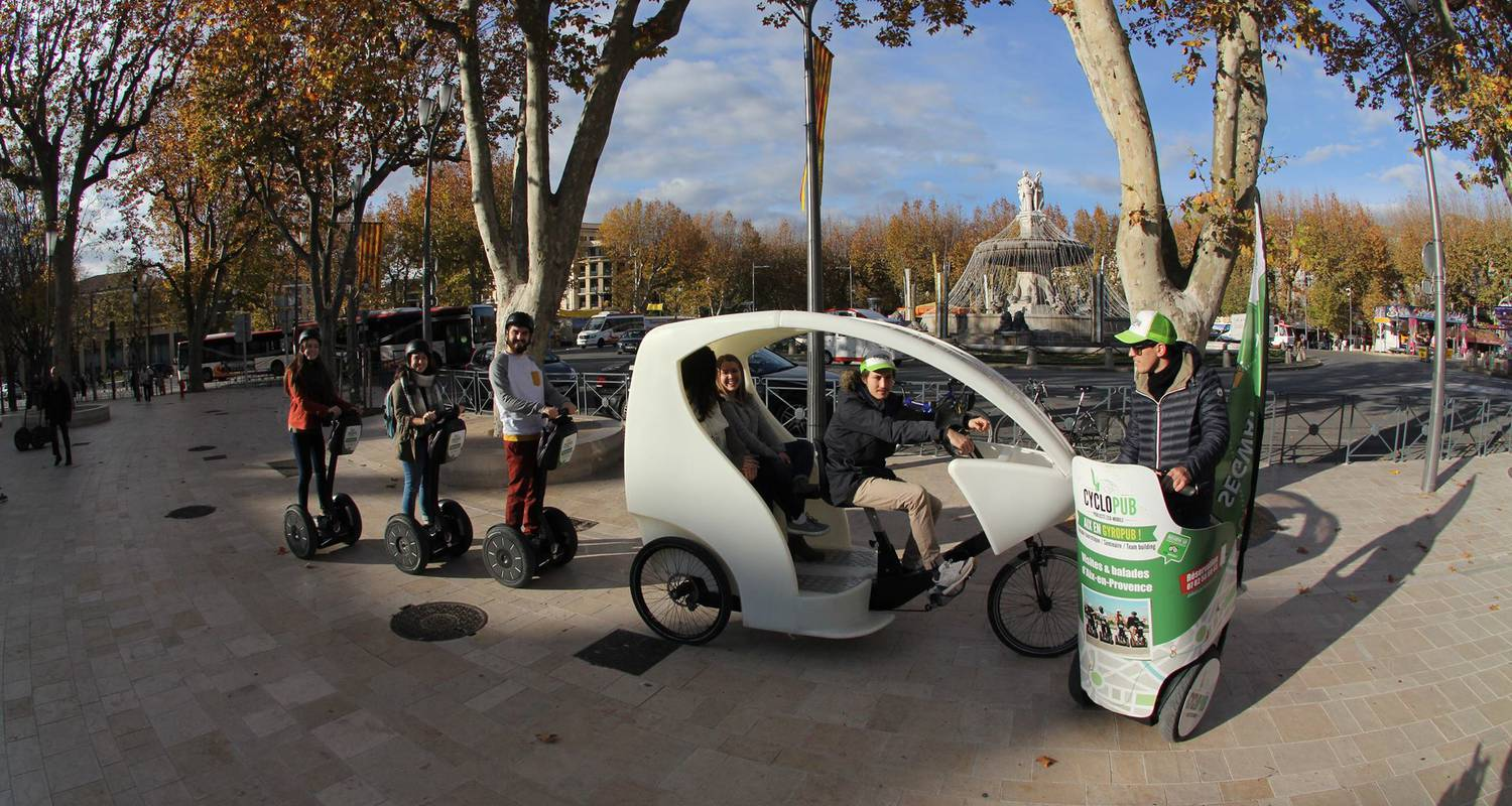 Activity: segway tour aix ! in aix-en-provence (126191)