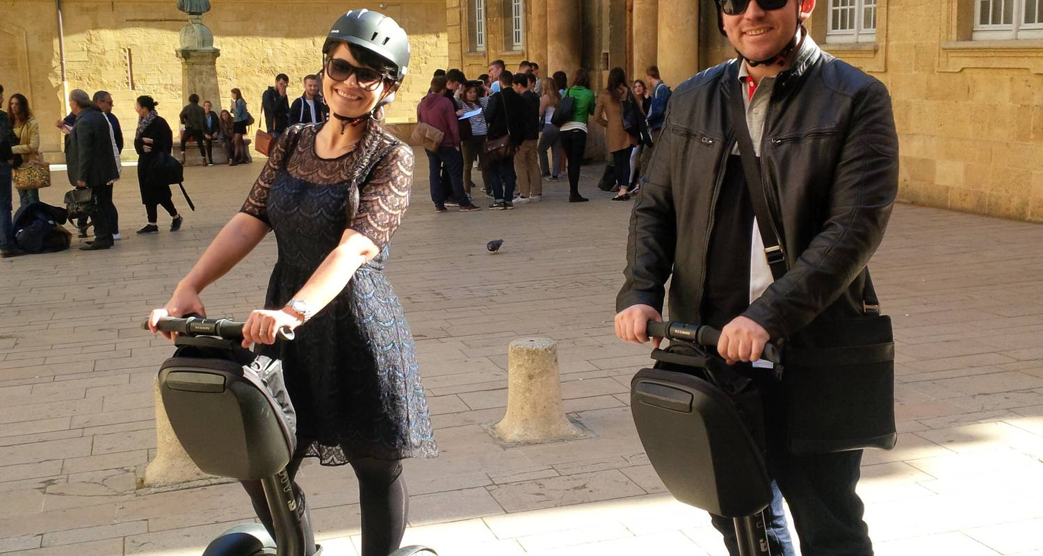 Activity: segway tour aix ! in aix-en-provence (126193)