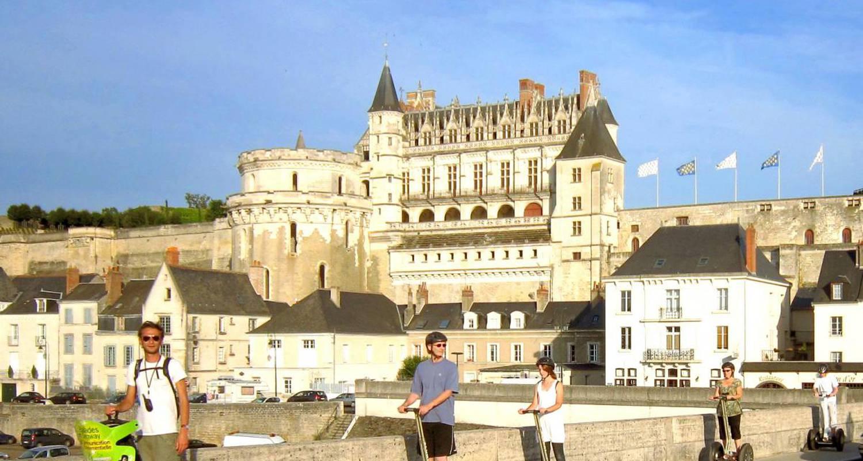 Activité: visite d'amboise en segway à amboise (126201)
