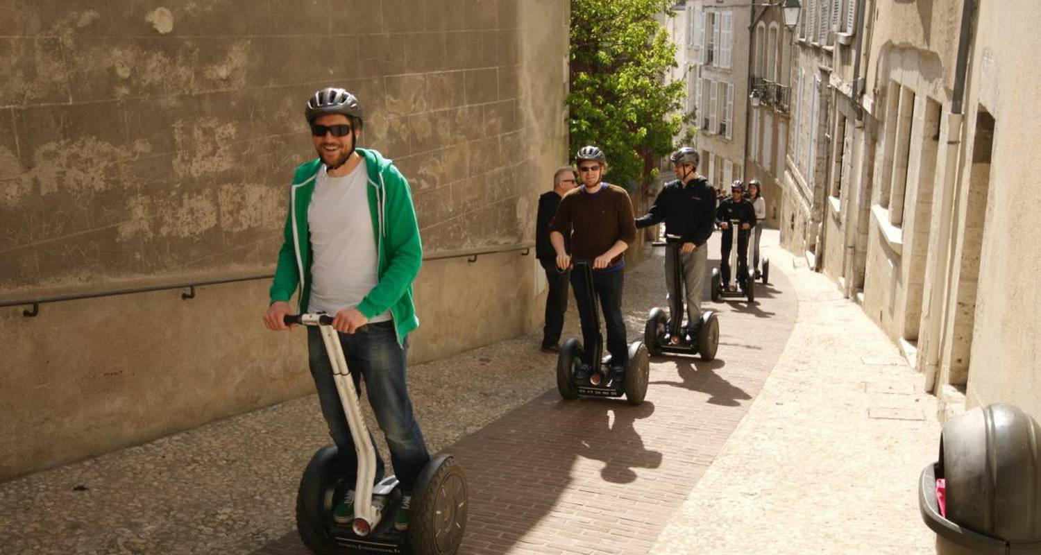 Activity: visite de blois en segway in blois (126202)