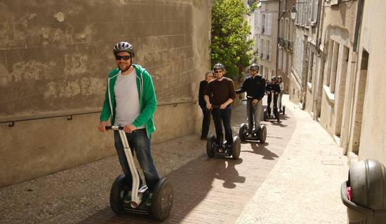 Visite de Blois en Segway
