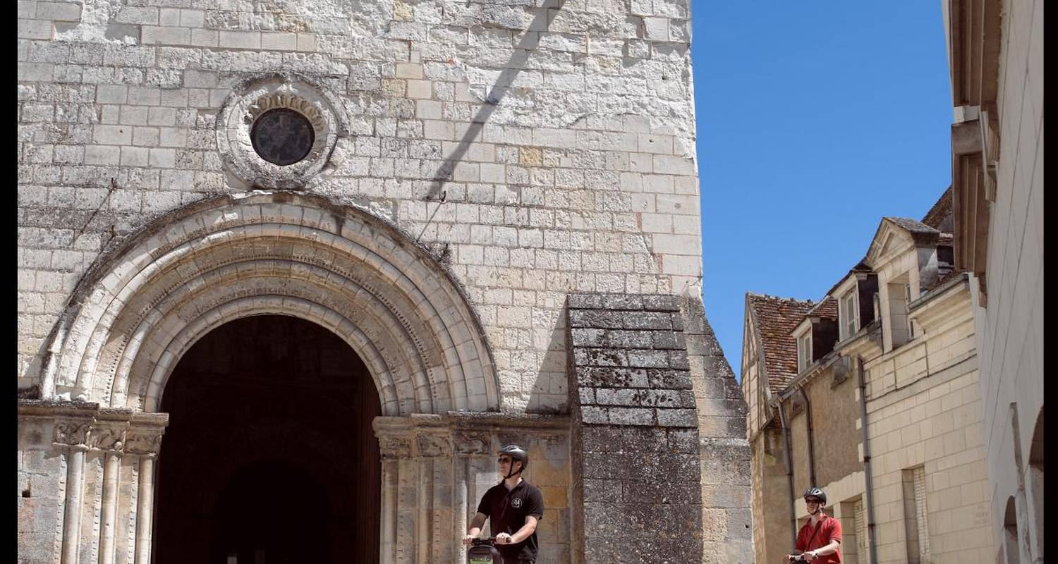 Activity: visite de loches en segway in loches (126205)
