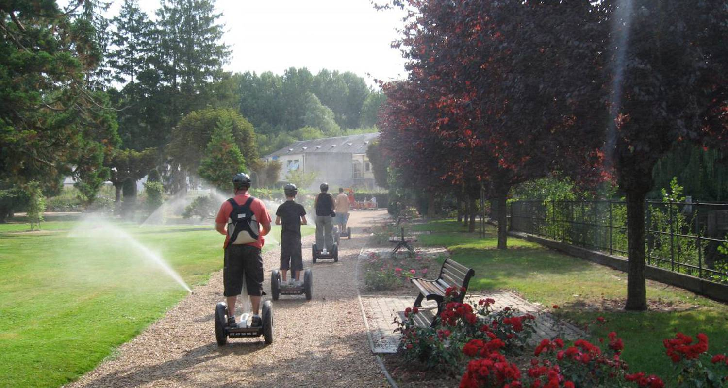 Activity: visite de loches en segway in loches (126206)