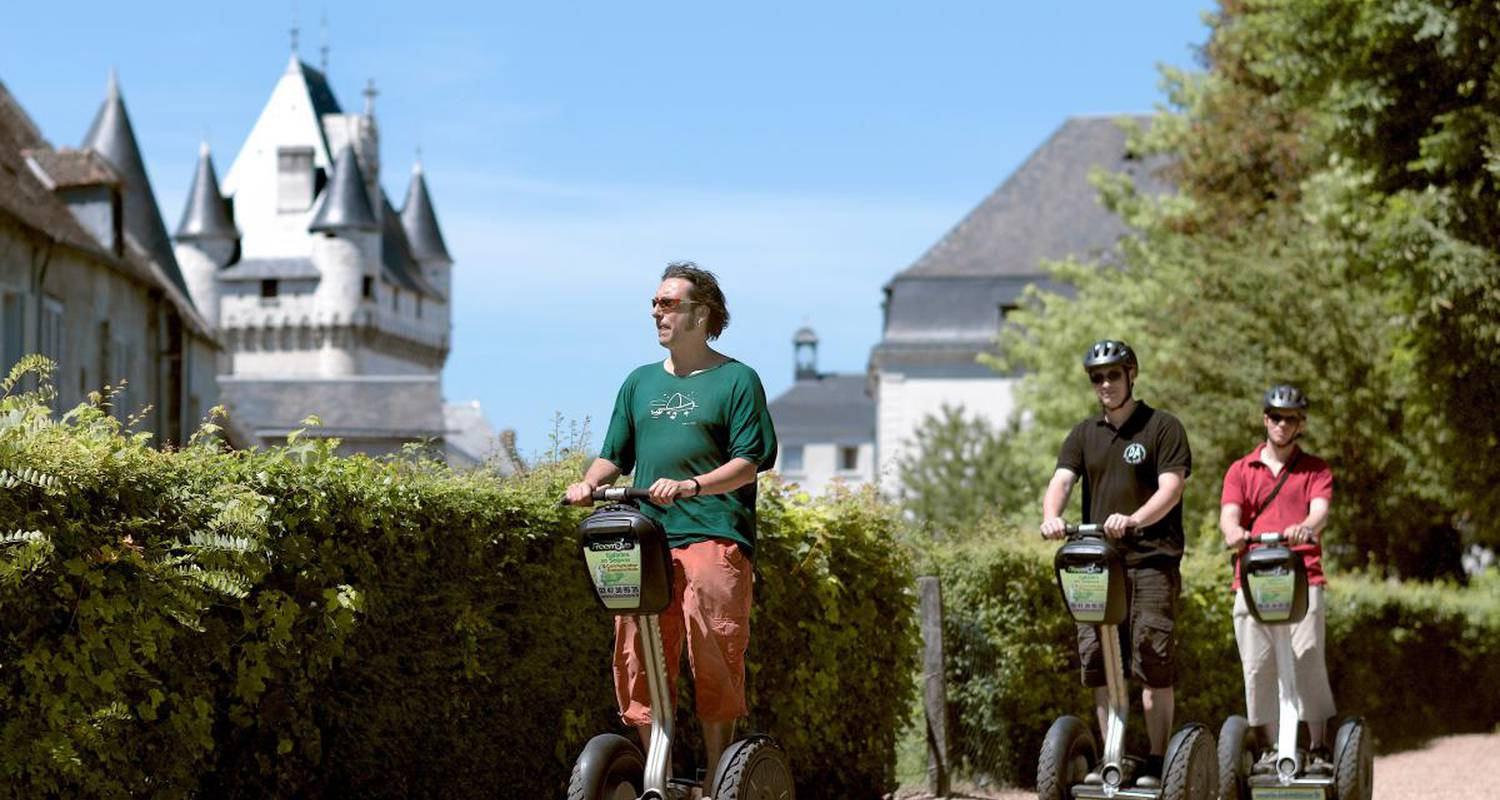 Activity: visite de loches en segway in loches (126204)