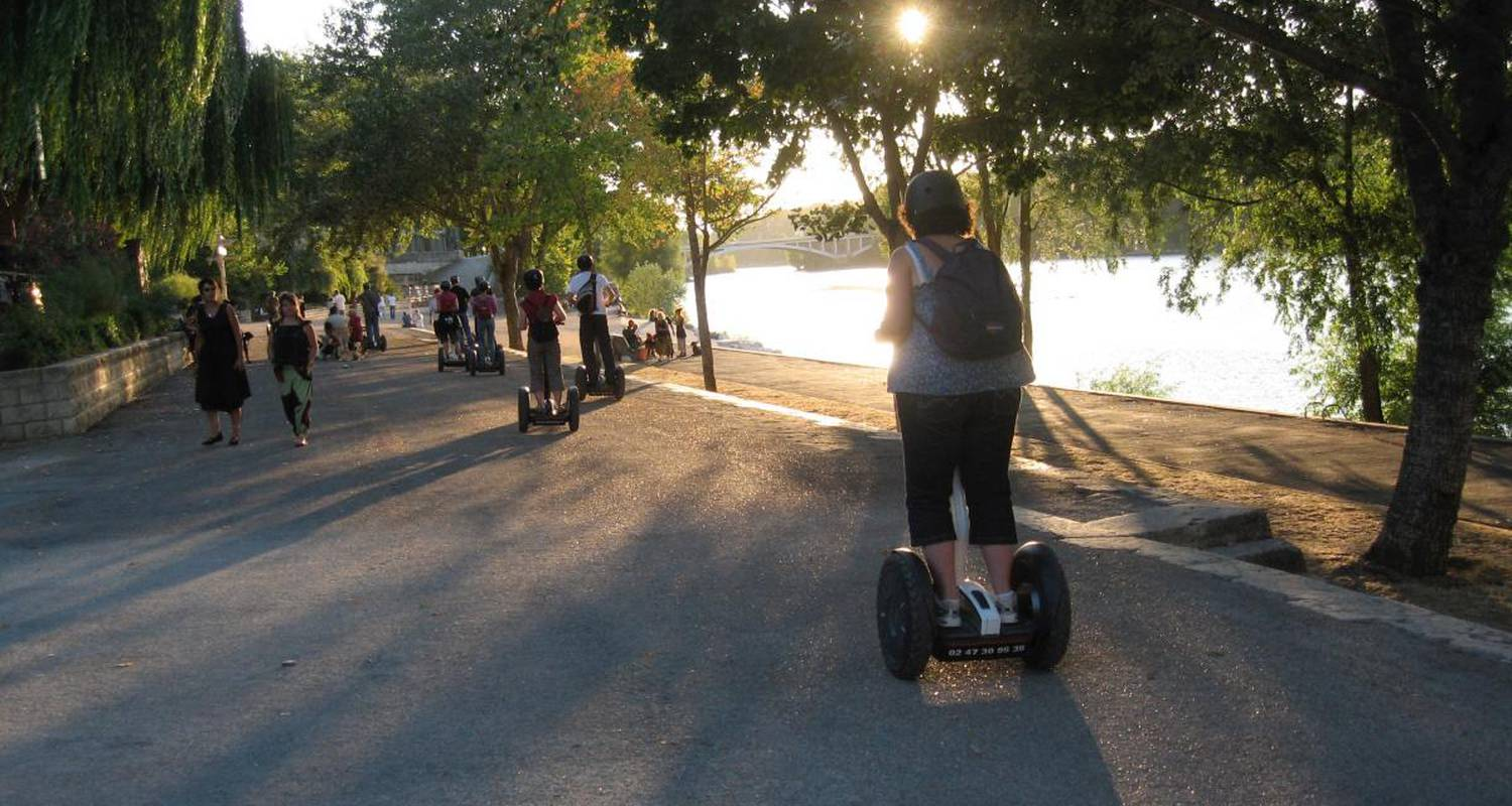 Activity: visitez tours en segway in tours (126212)