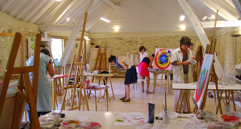 Activity: stages art yoga et connaissance de soi in coussegrey (126268)