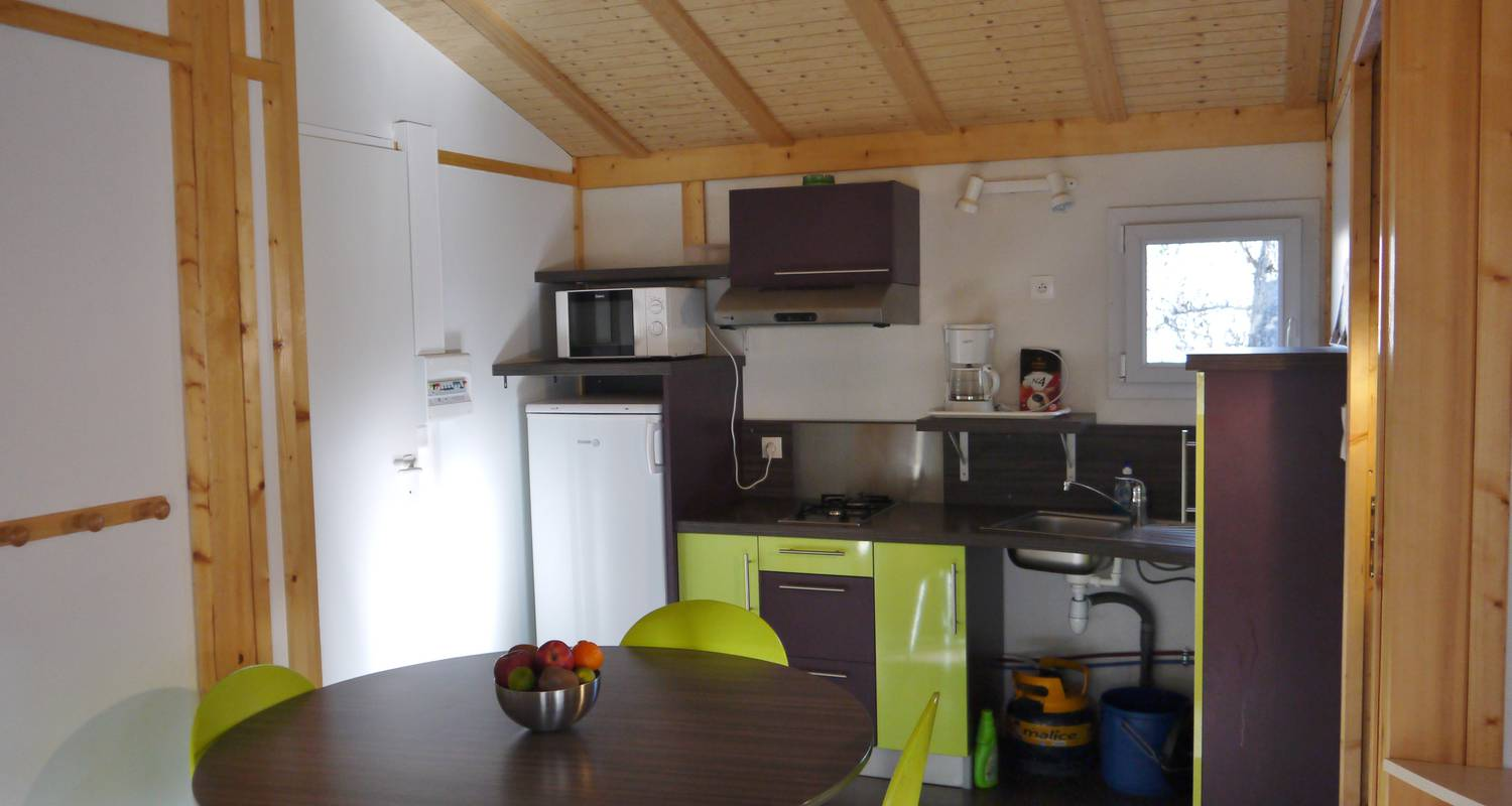 Rental, bungalow, mobile home: campsite of serre ponçon nautic club in embrun (126307)