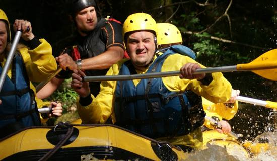 Rafting  picture