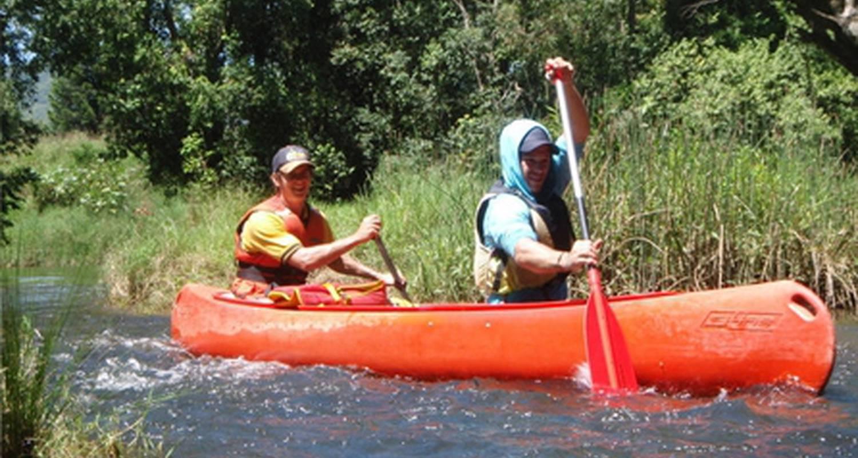 Activité: canoë à brassy (126313)