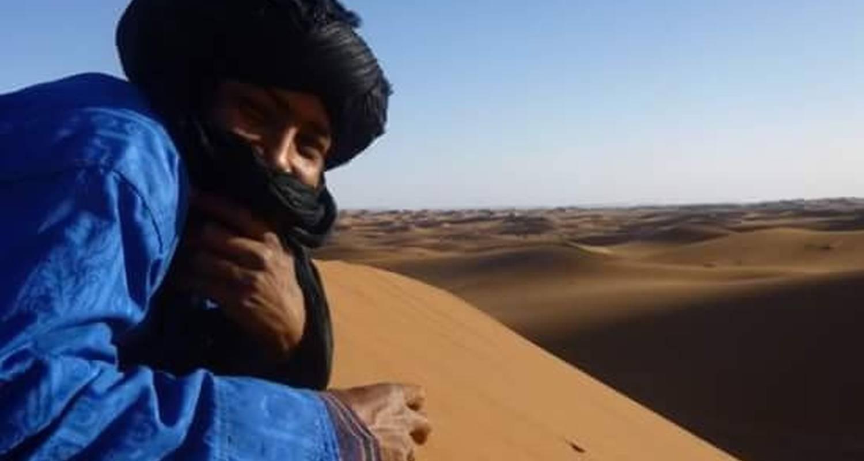 Activity: trek dans le désert  in mhamid (126319)