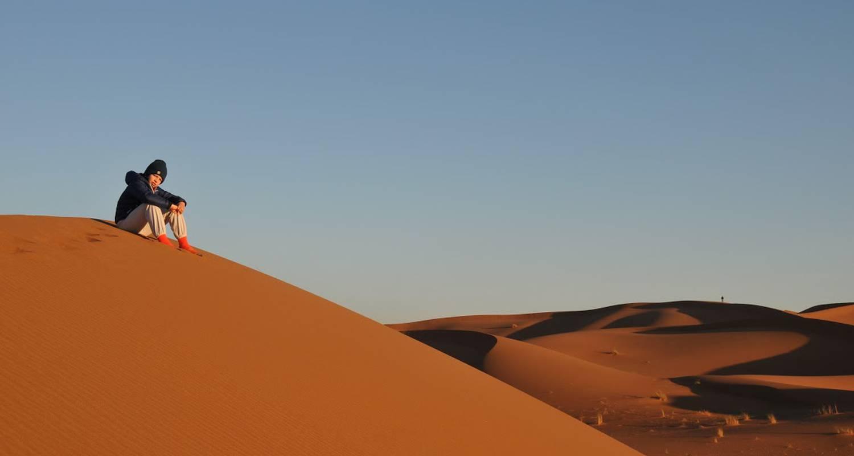 Activity: trek dans le désert  in mhamid (126320)
