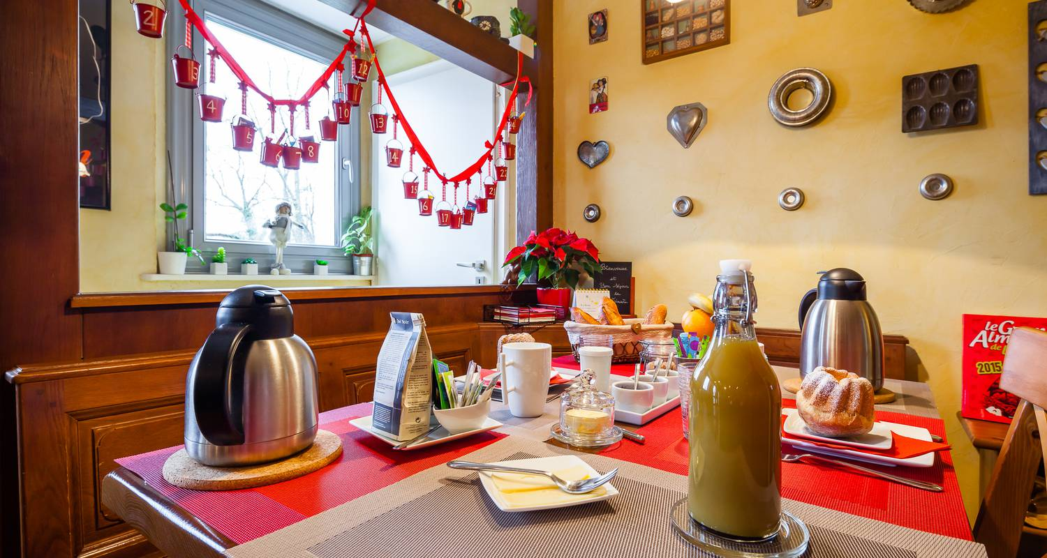 Bed & breakfast: la rose trémière in wintzenheim-kochersberg (126394)