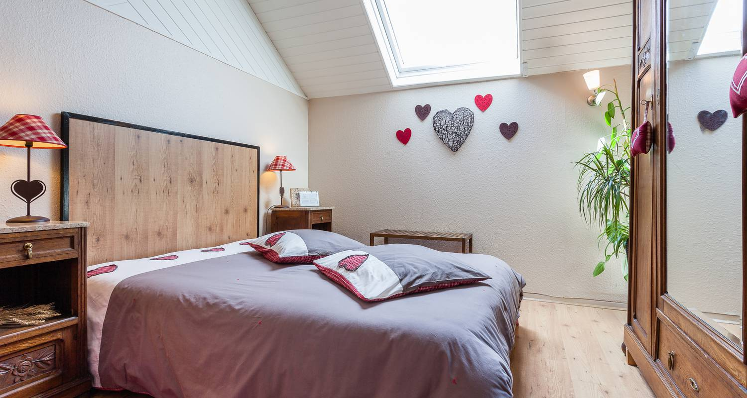 Bed & breakfast: la rose trémière in wintzenheim-kochersberg (126391)