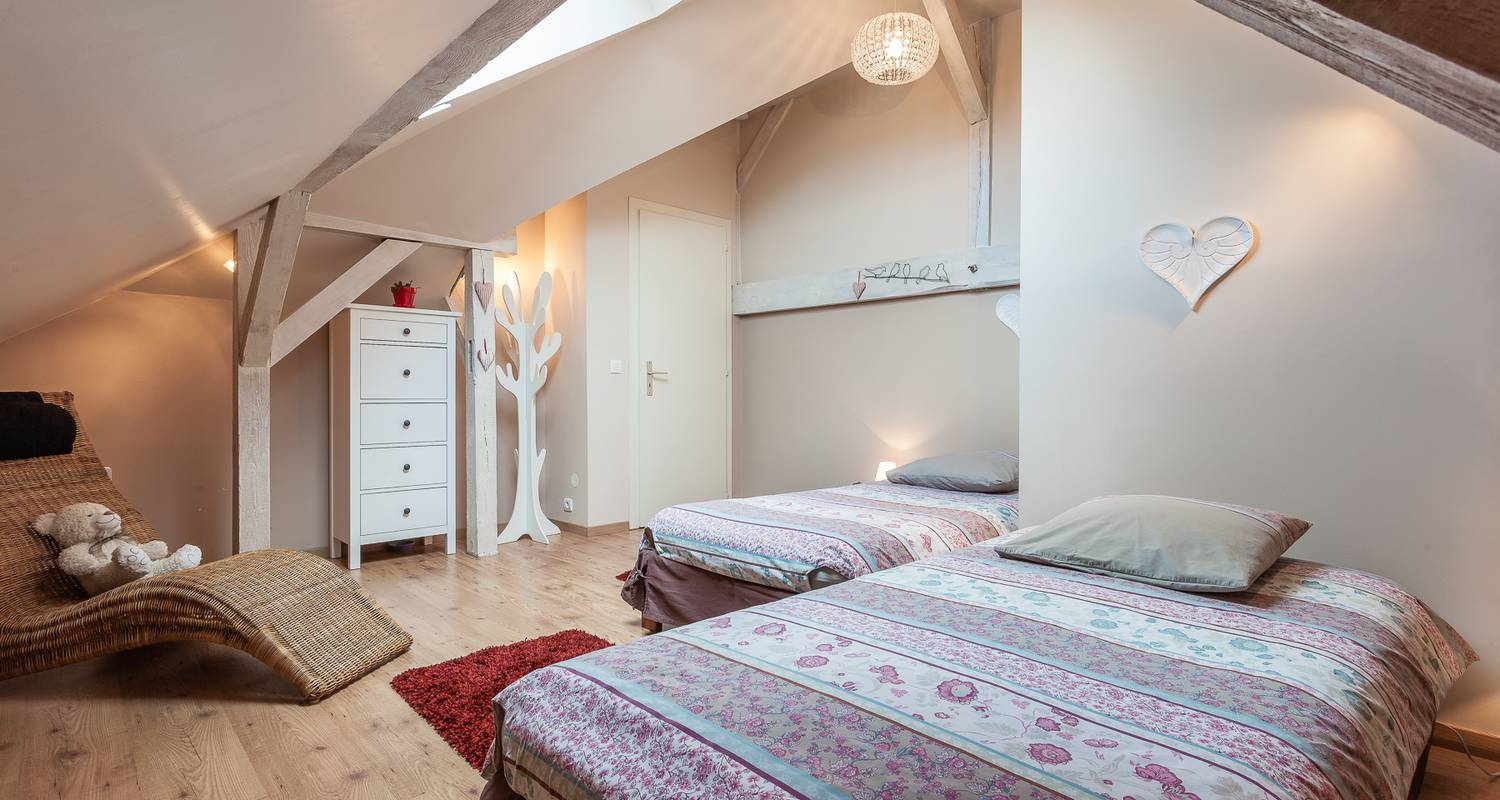 Bed & breakfast: la rose trémière in wintzenheim-kochersberg (126392)