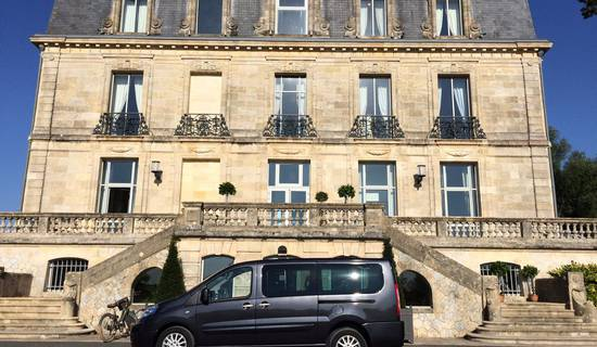 Visites de la région Aquitaine en VTC
