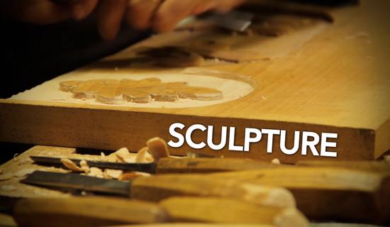Stage de sculpture sur bois