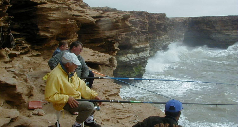 Activité: séjour pêche maroc à akhfennir (126368)