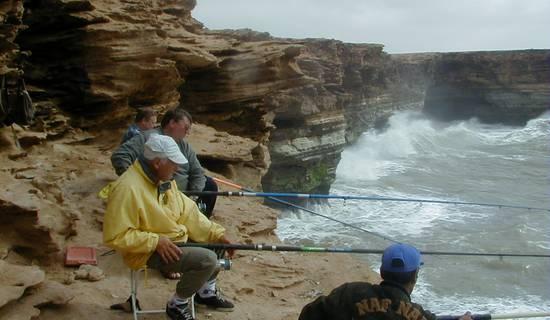 Séjour pêche maroc photo